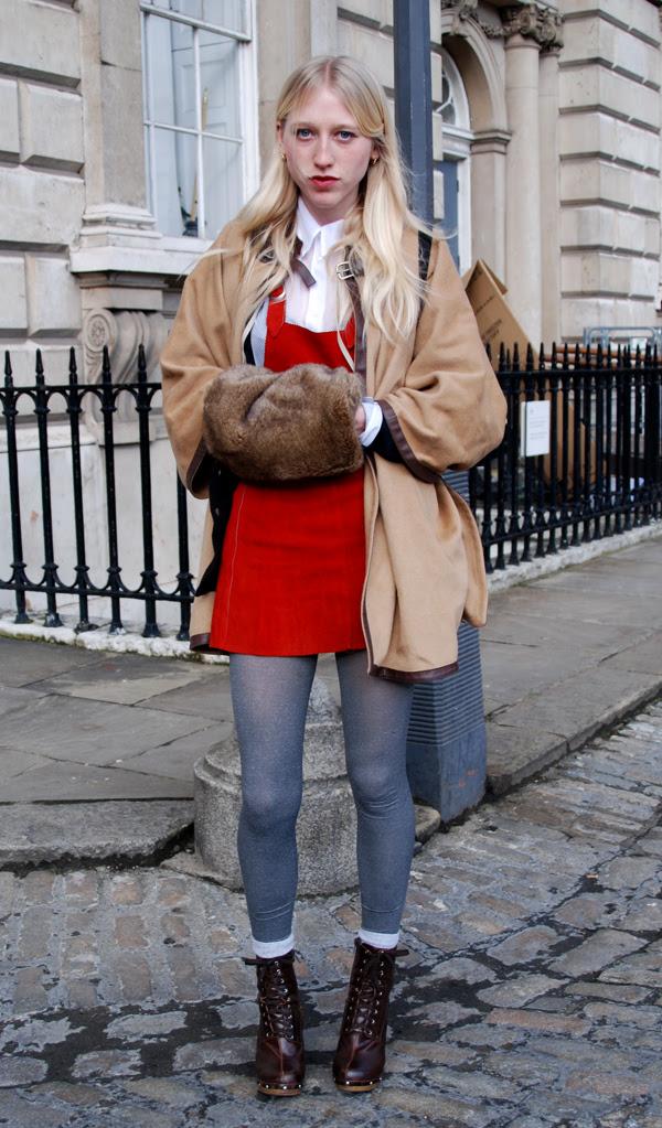 red_dress_london_fashion_week