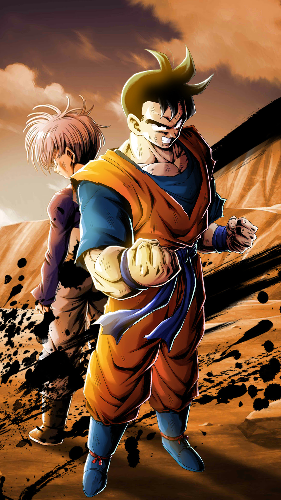 Dbz Wallpapers Hd Gohan 71 Images