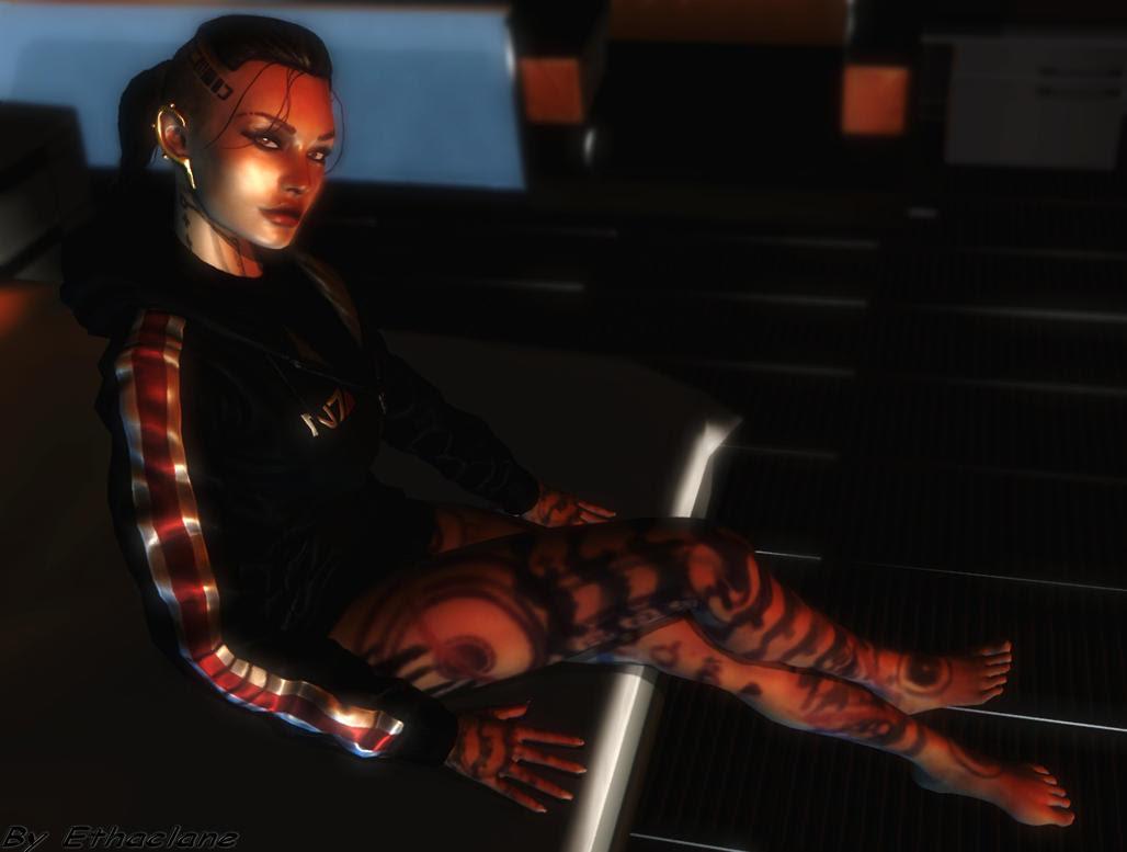 Jack in Mass Effect 3 by Melllin on DeviantArt