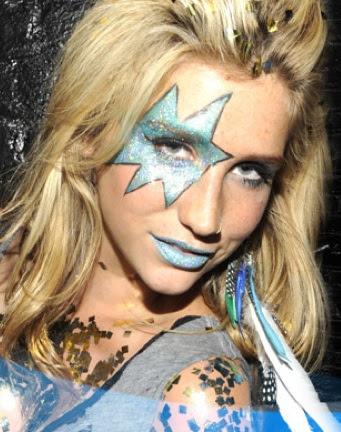 Kesha makeup looks