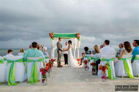 Destination Wedding at Coco Beach Resort, Belize
