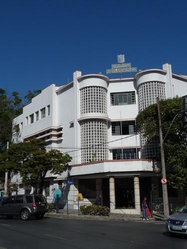 Minas Tênis Clube, Belo Horizonte