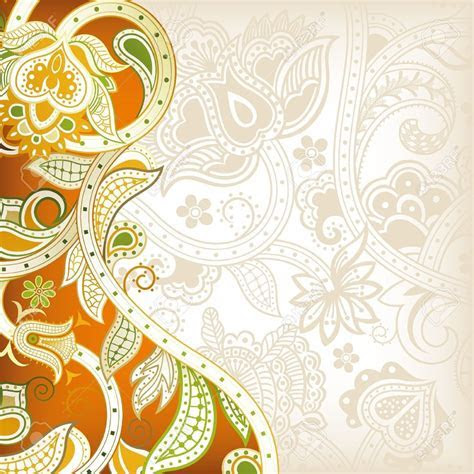 Indian Wedding Invitation Cards Background Designs ~ Matik