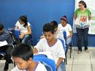 Prova Brasil terá 28,5 mil alunos de Manaus (Cleomir Santos / Divulgação Semed)