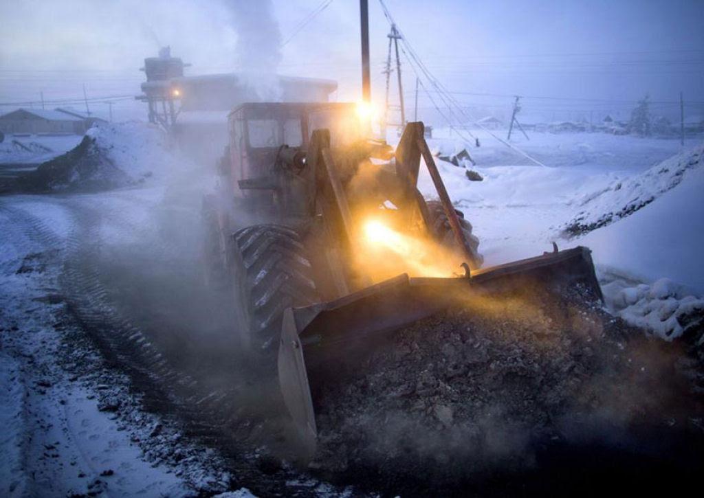 Conheça Oimekon, o povoado mais frio do planeta 21