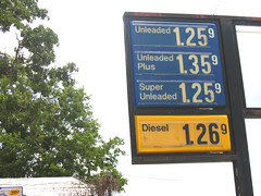Gas Prices Are Up!!! Feelin' the Pinch...