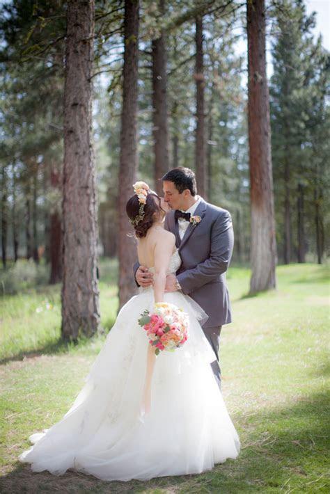 A Fun Destination Wedding in California   Luxe Mountain