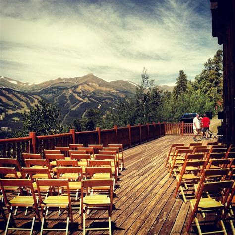Would you get married here? This Breckenridge wedding