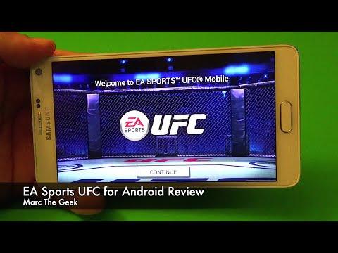 Video Cara Bermain Ufc Di Android