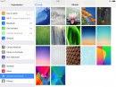 iOS 7 Nuovi Sfondi fissi