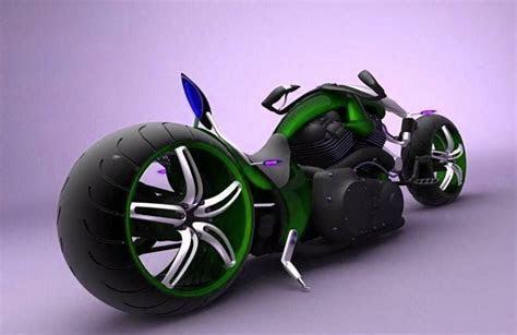 fondo de pantalla Moto Futurista