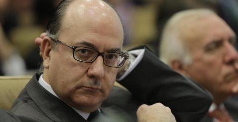 José María Roldán, presidente de la patronal bancaria AEB. EFE