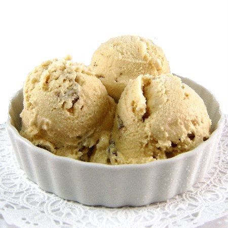 One Perfect Bite: Butter Pecan Ice Cream