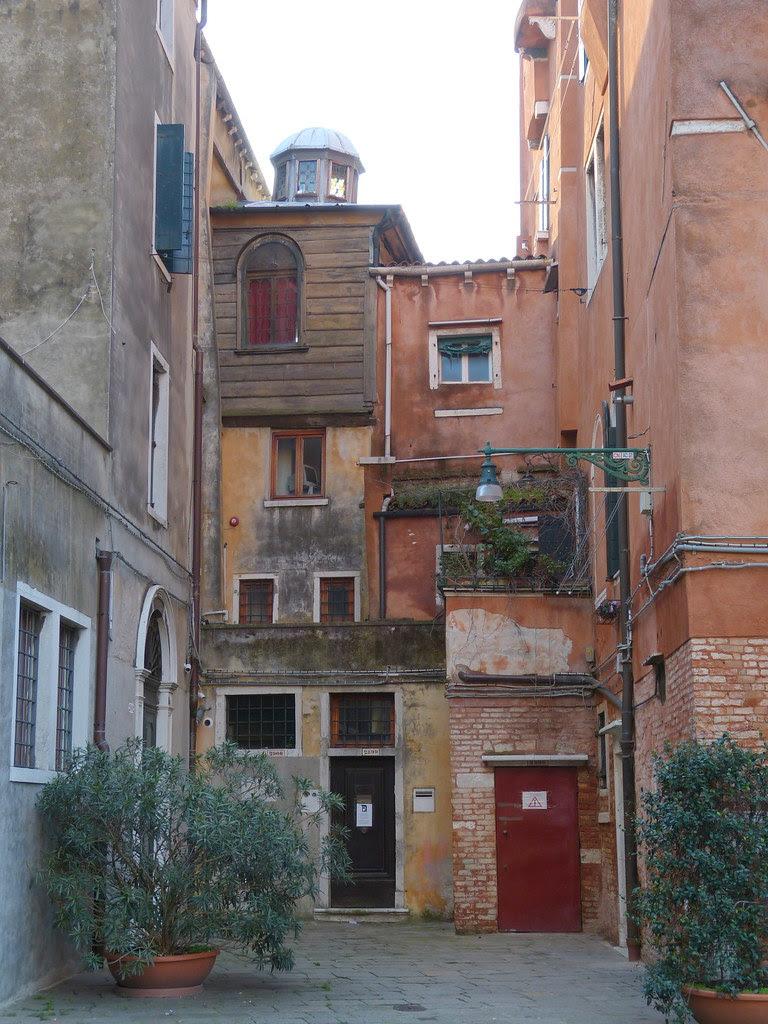 Angolo ghetto, Venezia
