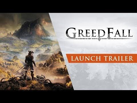 Greedfall trailers focus on combat, & making alliances