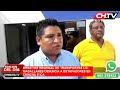 Carlos Martinez, actual DIRECTOR REGIONAL DE TRANSPORTES denuncia a PEDRO QUISPE por ESTAFADOR