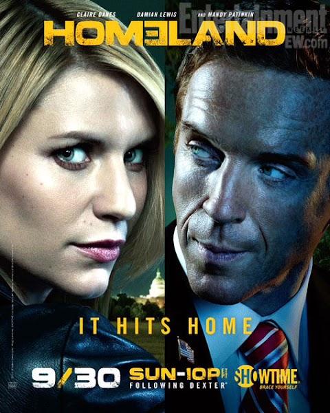 'Homeland' se lleva el Emmy 2012 a mejor drama