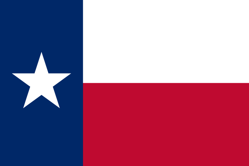 File:Flag of Texas.svg