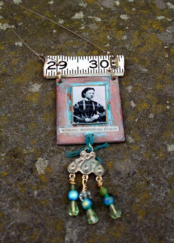 Jane Wynn's Icon Adornment Necklace