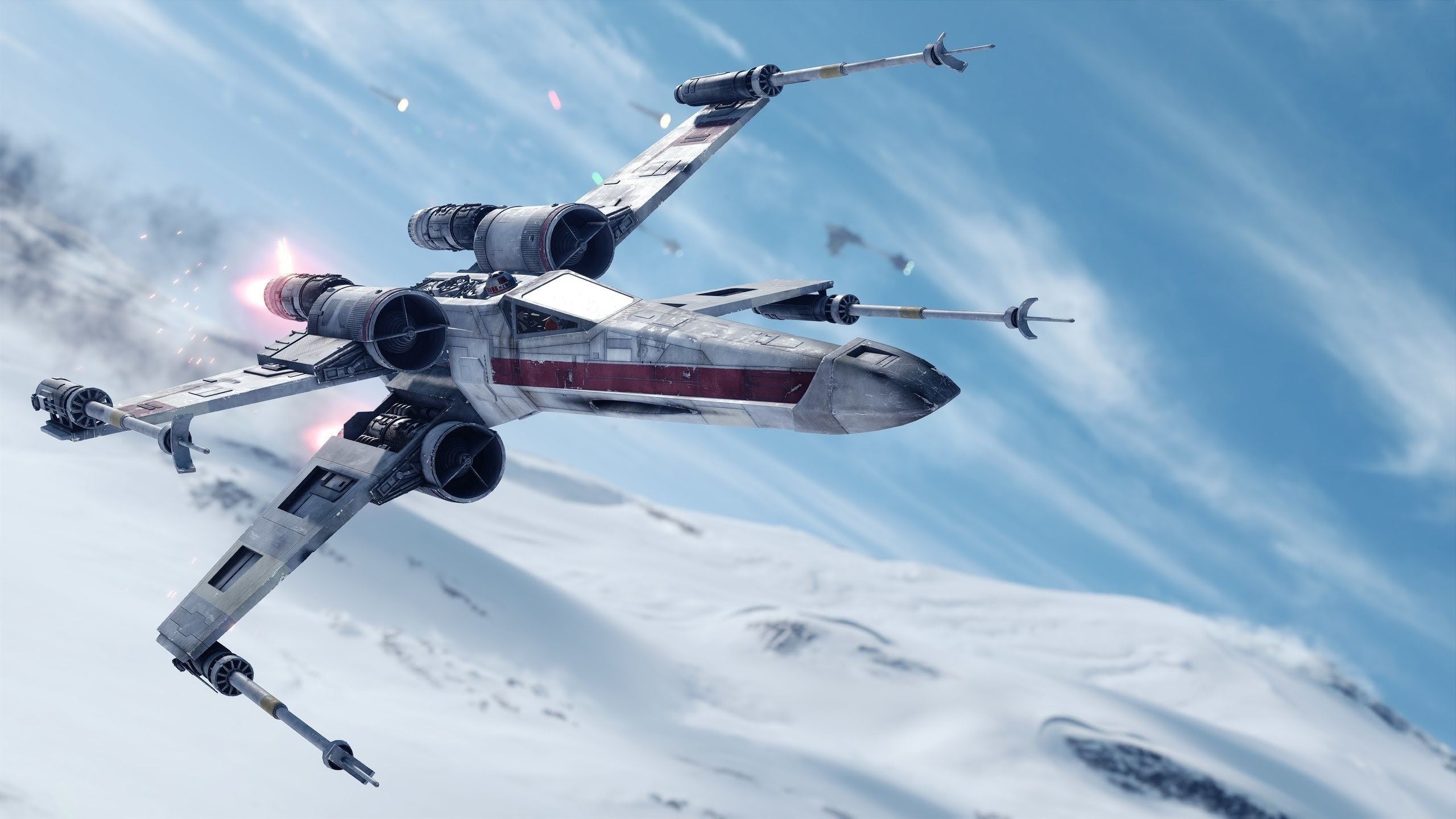 Star Wars Battlefront Star Wars Video Games X Wing Hoth