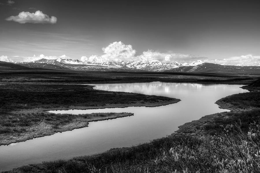 Alaskan Wilderness is a photograph by Michele Cornelius which was