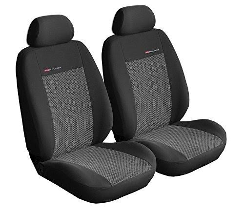 Nissan Micra Sitzbezug Rot Front Auto Sitzbezüge Schonbezug Schonbezüge