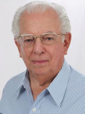 Tião Biazzo é o prefeito mais velho do Brasil, eleito com 89 anos (Foto: Divulgação/PMDB)