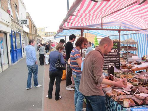 North Cross Rd Market