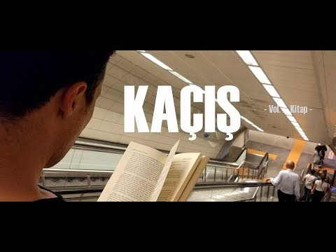 KAÇIŞ (Vol. 2: Kitap)