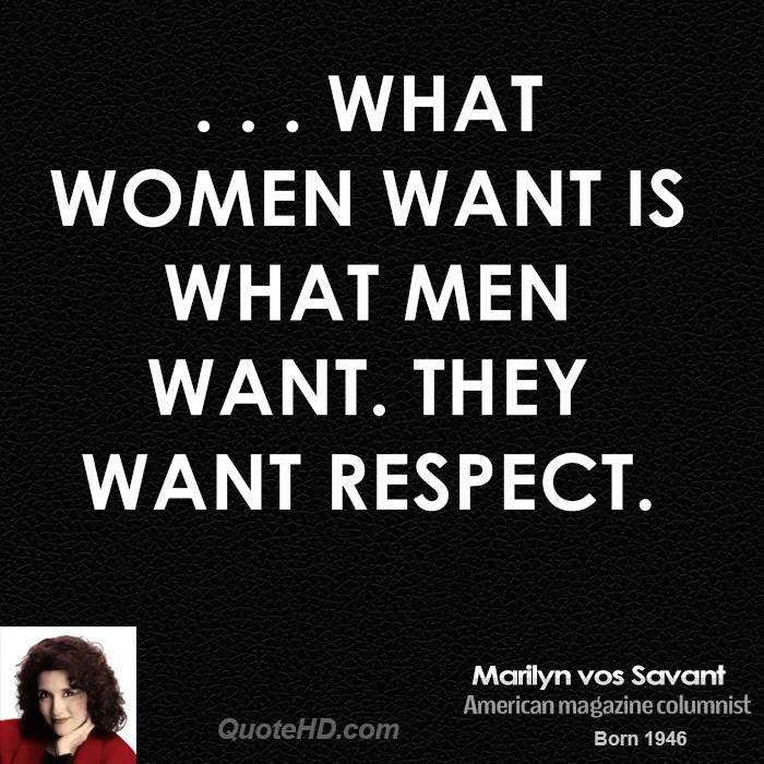 101 Best Quotes About A Man Respecting A Woman