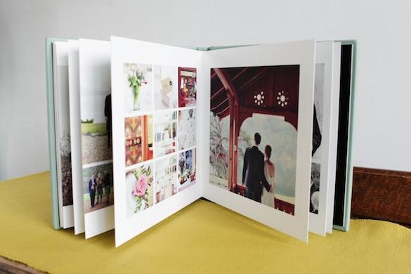 Handmade Fineart Album 12x12 The Curries Wedding