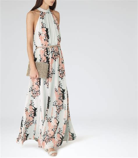 Summer Wedding Guest Outfit: Reiss Arleta Women's Coral