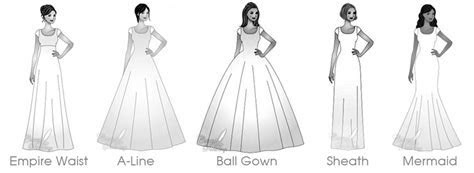 Which Style Works for Your Body Type?   Lovebird Bridal