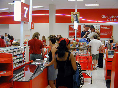 A lot of people talk down on Wal-Mart but don't say similar things about Target. Why?