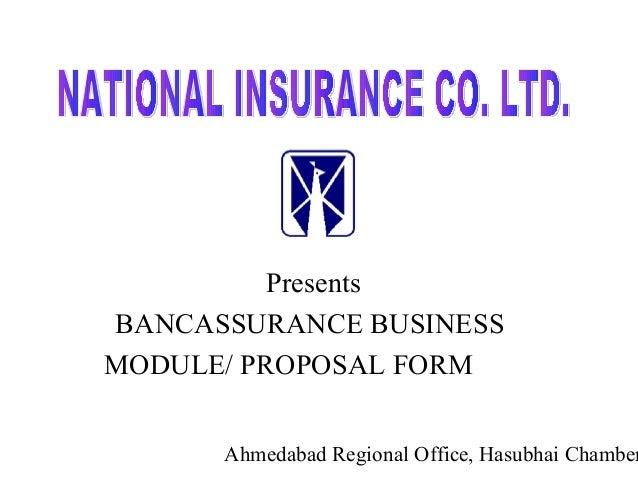 National insurance co. ltd.