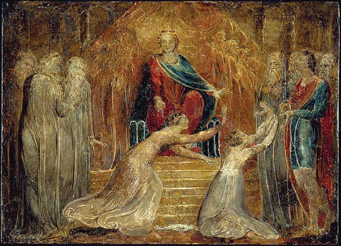 File:William Blake - The Judgment of Solomon.jpg