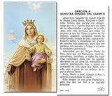 Image of N.S. DEL CARMEN HOLY CARD