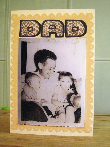 Father's Day Card by b-a-boop