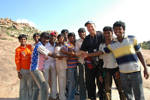 Hampi en Inde