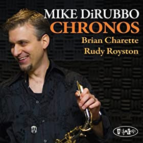 Mike DiRubbo - Chronus cover