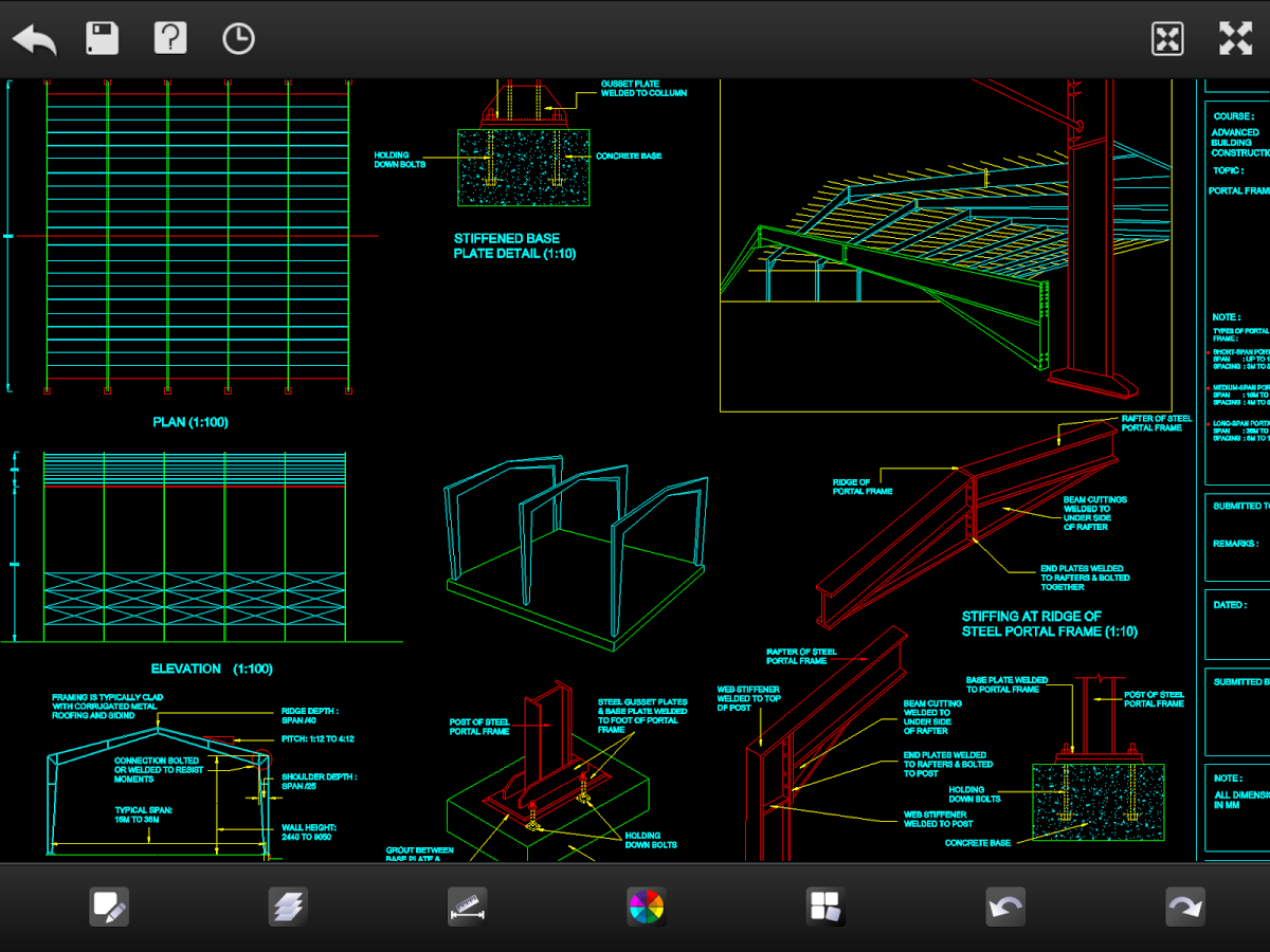 DWG FastView CAD Plan Viewer » Apk Thing Android Apps