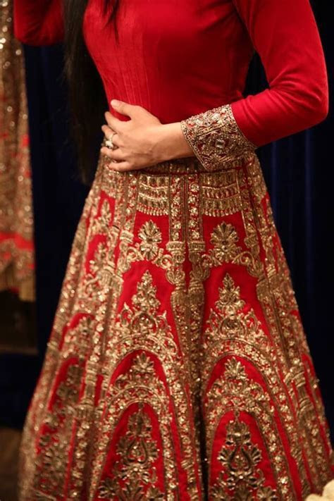 Best 50  Bridal Lehenga Collection 2018 By Top 10 Indian