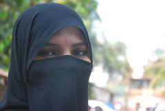 The Hijab Up Close by firoze shakir photographerno1