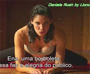 Daniela Ruah sensual na serie Investigação Criminal