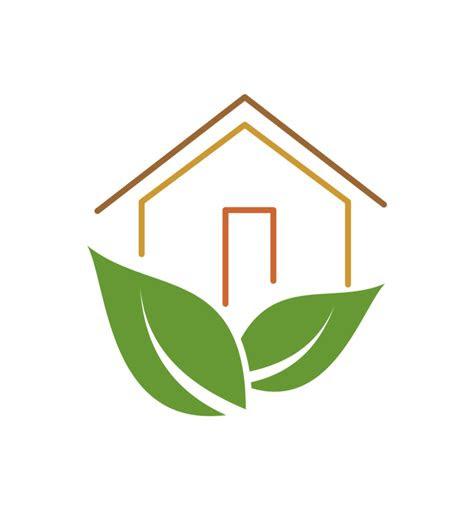 vector house logos  start ups