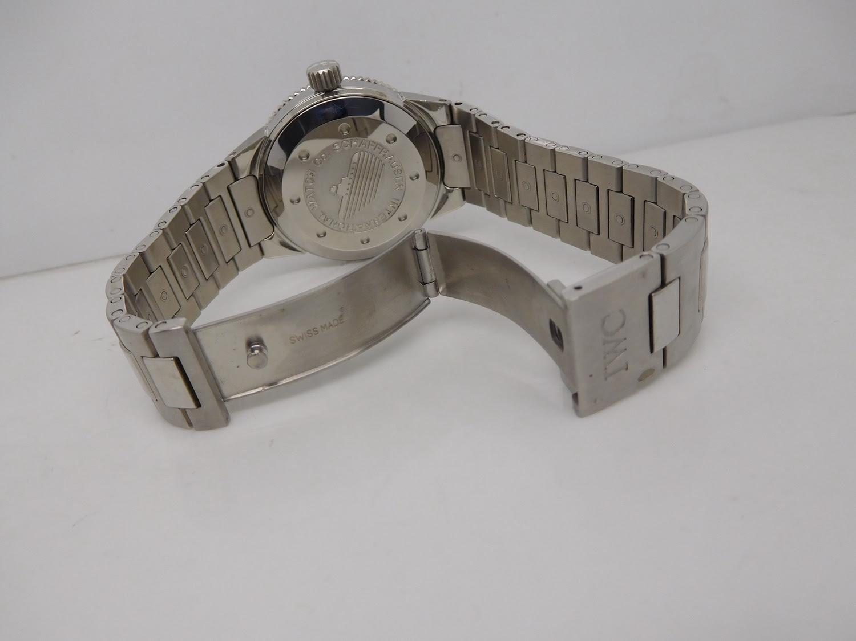 IWC GST Aquatimer Bracelet