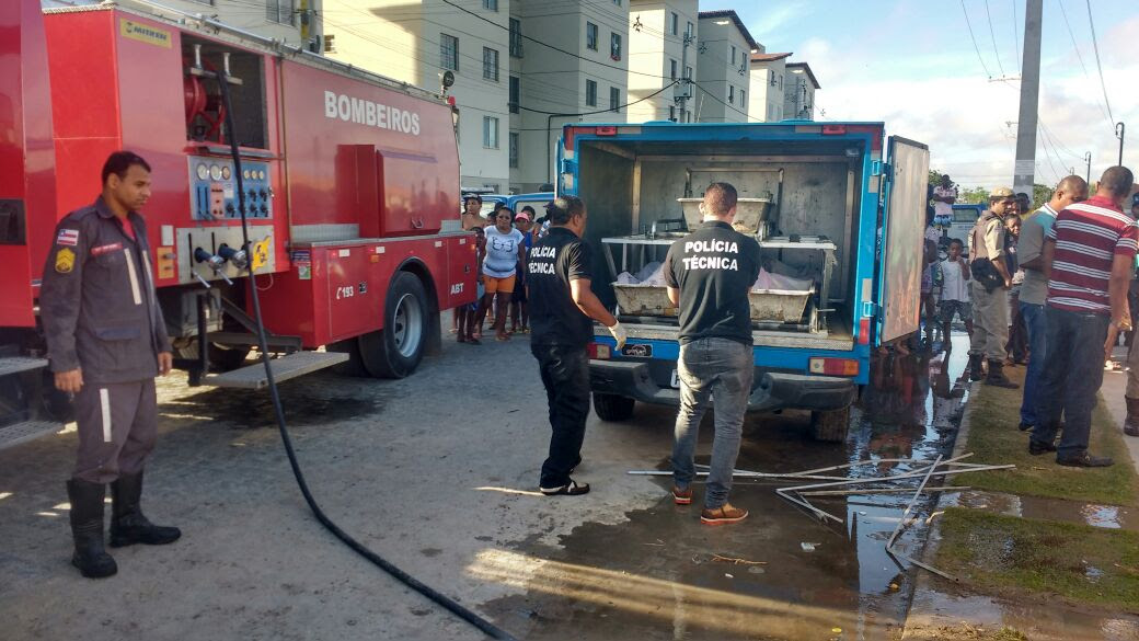 Tragédia: pai é suspeito de atear fogo na casa e matar 5 pessoas da família
