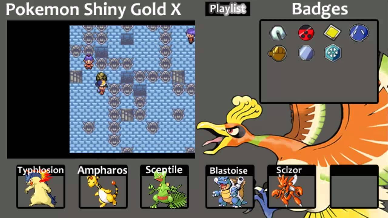 Pokemon shiny gold x download full version zip