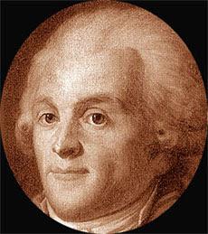 Maximilien Francois Marie Isidore de                     Robespierre