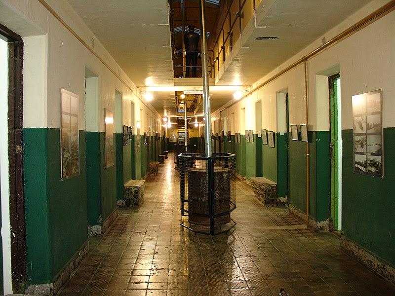 Penal de Ushuaia (Argentina), actualmente museo